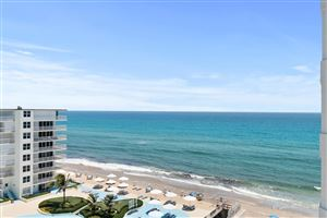 Photo of Listing MLS rx in 3560 S Ocean Boulevard #904 South Palm Beach FL 33480