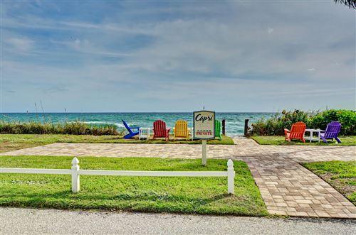 Photo of 5700 Old Ocean Boulevard #I, Ocean Ridge, FL 33435 (MLS # RX-10746904)