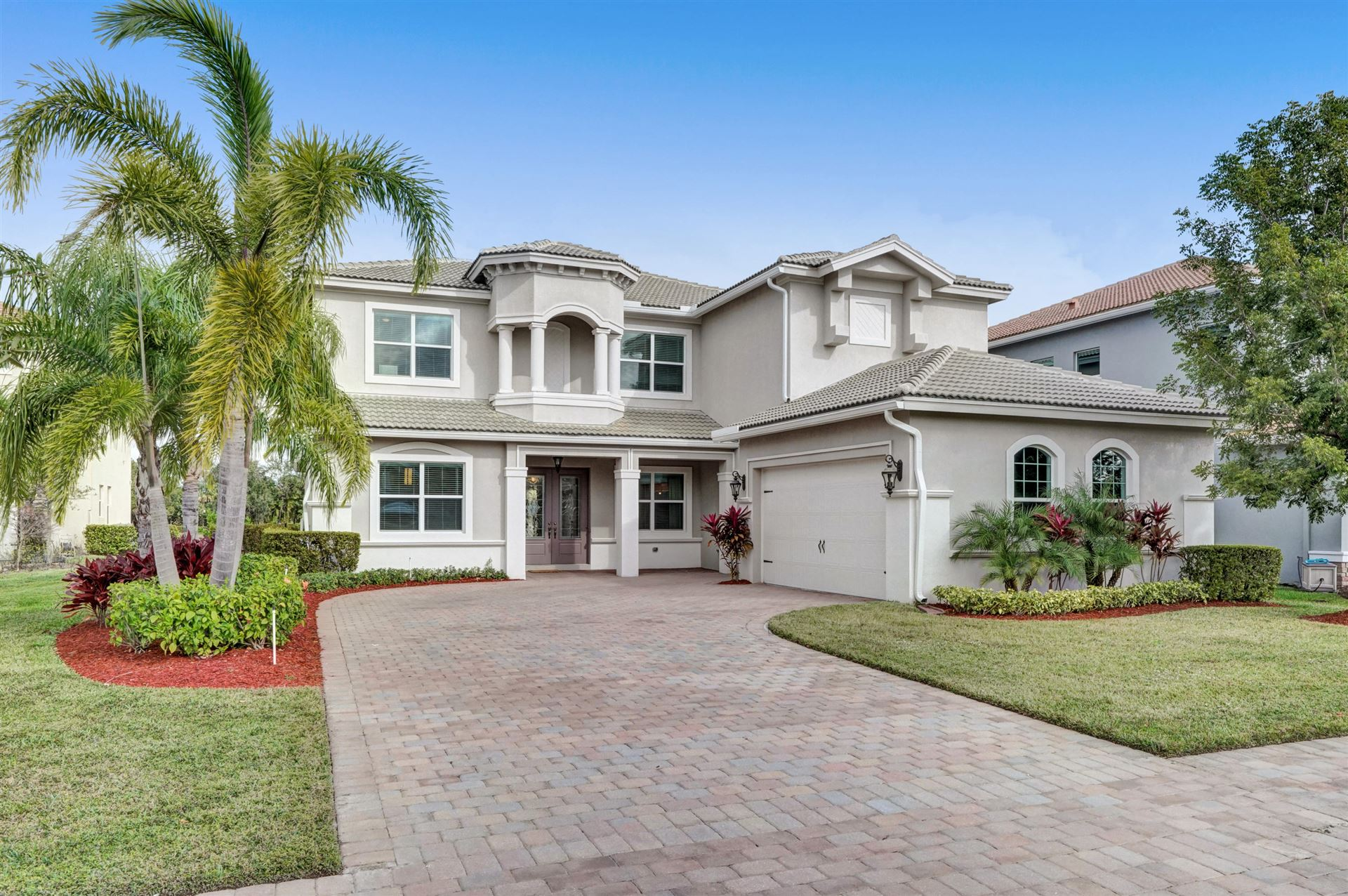 8959 Cypress Grove Lane, West Palm Beach, FL 33411 - #: RX-10683904
