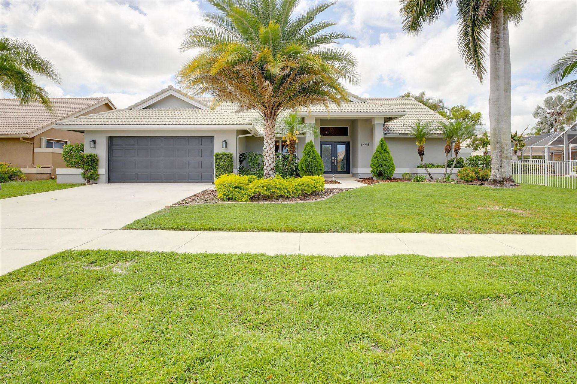 6448 Blue Bay Circle, Lake Worth, FL 33467 - MLS#: RX-10711904
