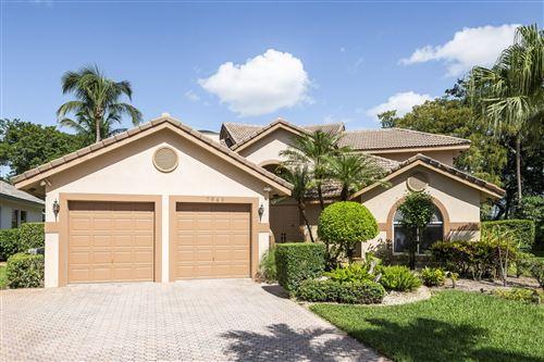 Photo of 7649 Corniche Circle, Boca Raton, FL 33433 (MLS # RX-10657905)