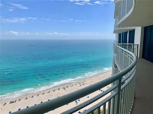 Photo of 3000 N Ocean Drive #32e, Singer Island, FL 33404 (MLS # RX-10692905)