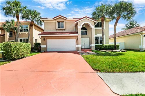 Photo of 18288 Coral Isles Drive, Boca Raton, FL 33498 (MLS # RX-10706905)