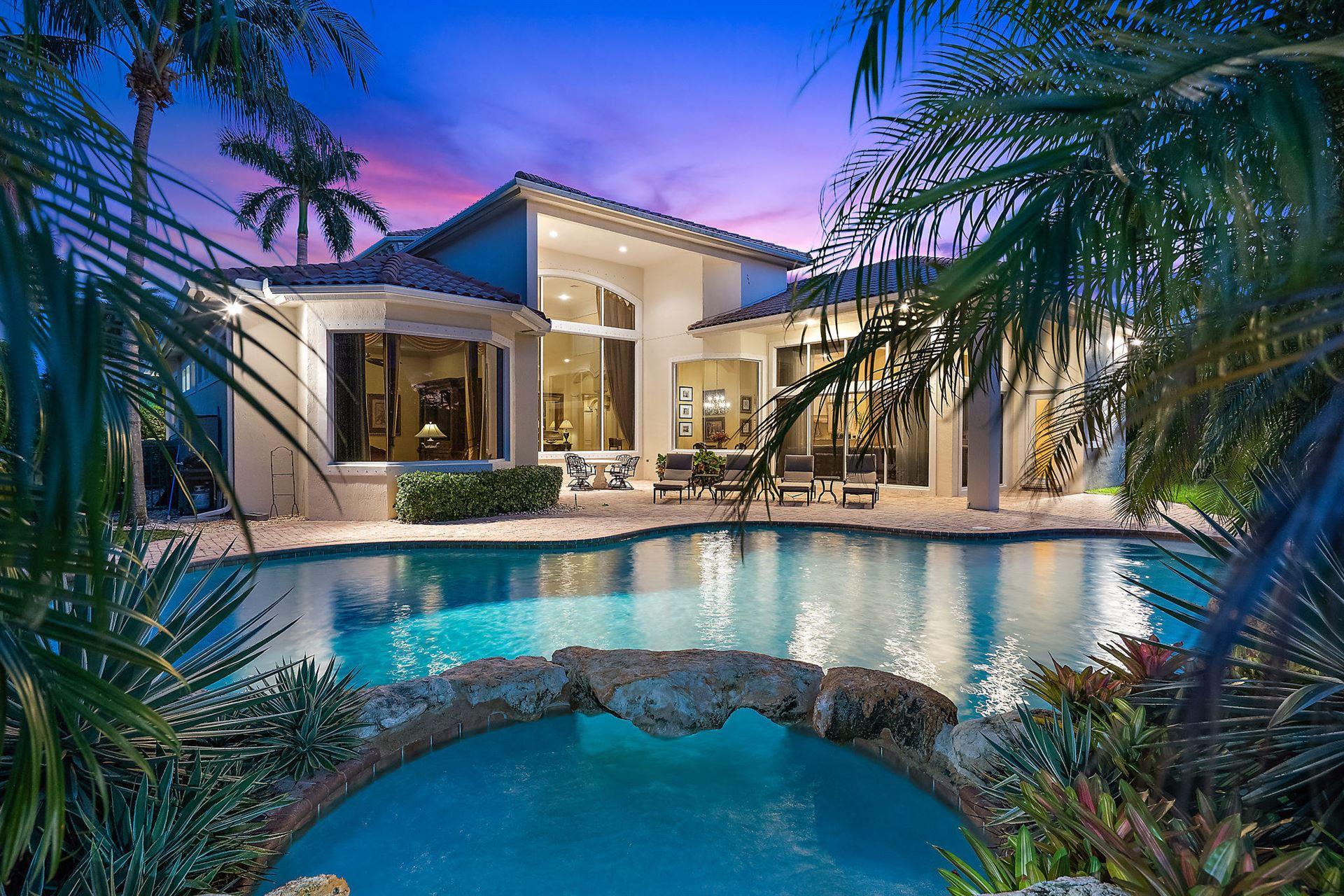 Photo of 423 Savoie Drive, Palm Beach Gardens, FL 33410 (MLS # RX-10650905)