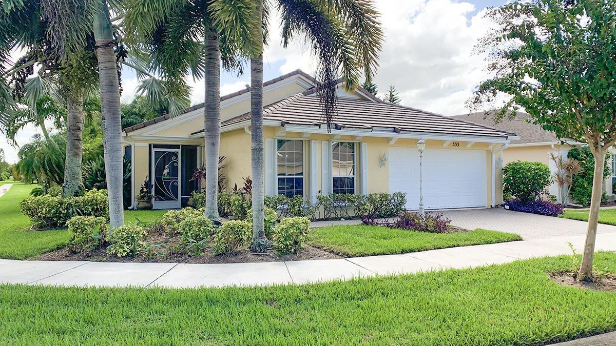 333 SW North Shore Boulevard, Port Saint Lucie, FL 34986 - #: RX-10668905