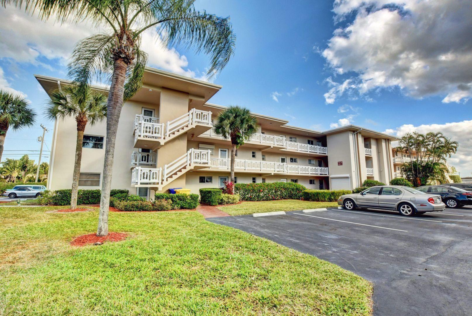 2991 S Garden Drive #107, Lake Worth, FL 33461 - #: RX-10690905