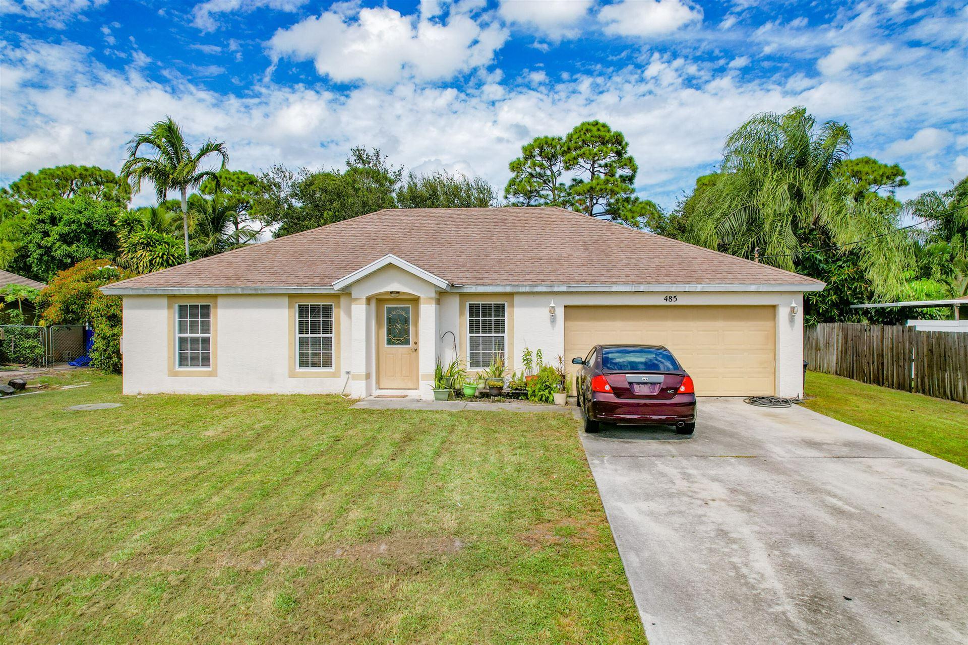 485 SE Voltair Terrace, Port Saint Lucie, FL 34983 - MLS#: RX-10754905