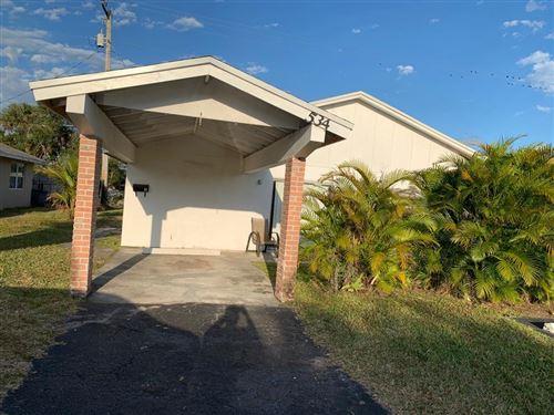 Photo of 534 Holy Dr #A, Palm Beach Gardens, FL 33410 (MLS # RX-10687906)
