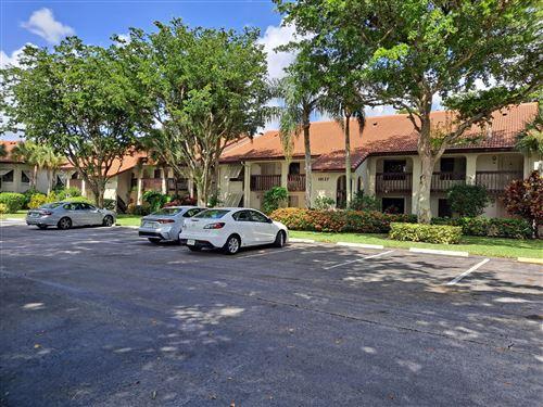 Photo of 10137 Mangrove Drive #202, Boynton Beach, FL 33437 (MLS # RX-10734906)
