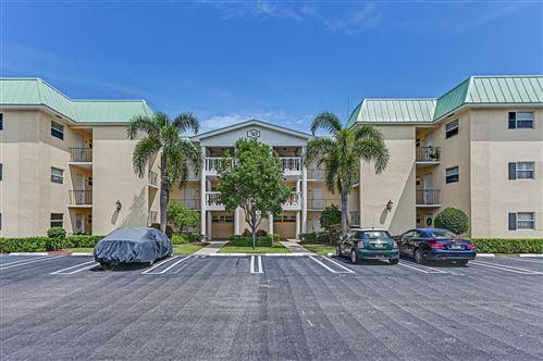 Photo of 30 Colonial Club Drive #305, Boynton Beach, FL 33435 (MLS # RX-10737906)