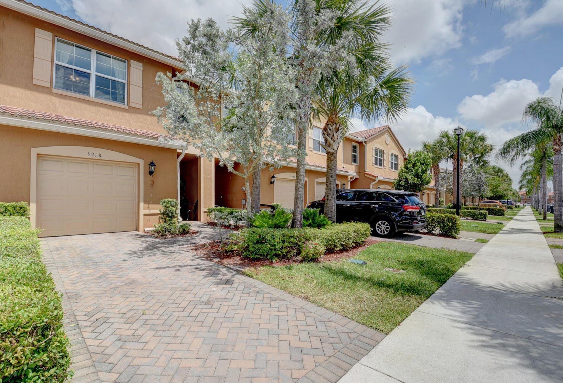 5918 Monterra Club Drive, Lake Worth, FL 33463 - MLS#: RX-10719906