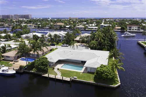 Photo of 5201 NE 33rd Avenue, Fort Lauderdale, FL 33308 (MLS # RX-10645907)