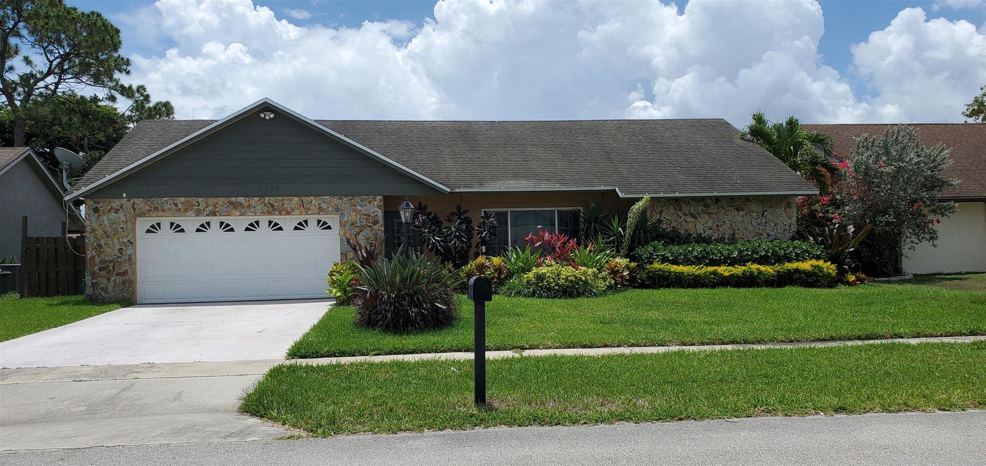 8244 Winnipesaukee Way, Lake Worth, FL 33467 - #: RX-10714907