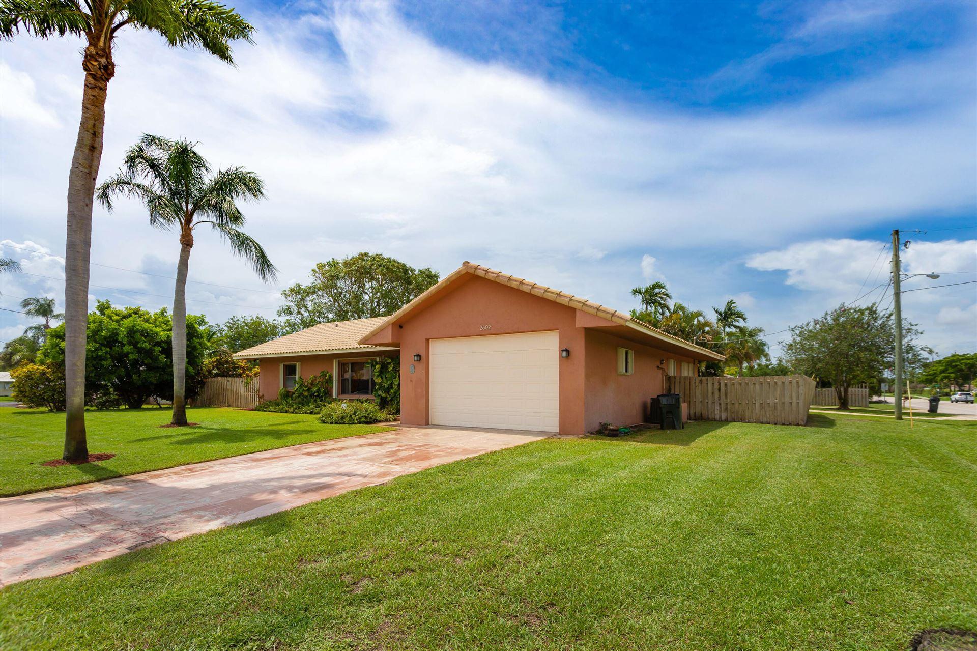 2602 Highland Avenue, Delray Beach, FL 33445 - MLS#: RX-10727907