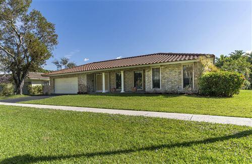 Photo of 20864 Soneto Drive, Boca Raton, FL 33433 (MLS # RX-10633908)
