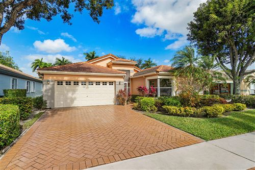 Photo of 9750 Harbour Lake Circle, Boynton Beach, FL 33437 (MLS # RX-10593909)