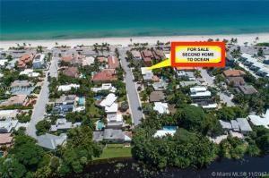 Photo of 3324 NE 15th Street, Fort Lauderdale, FL 33304 (MLS # RX-10623909)