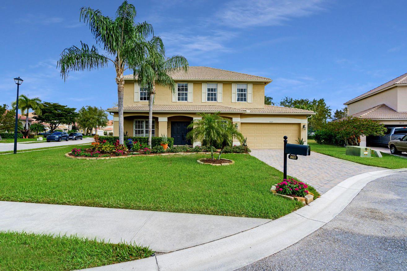 3607 Burchs Cove, West Palm Beach, FL 33411 - #: RX-10693909