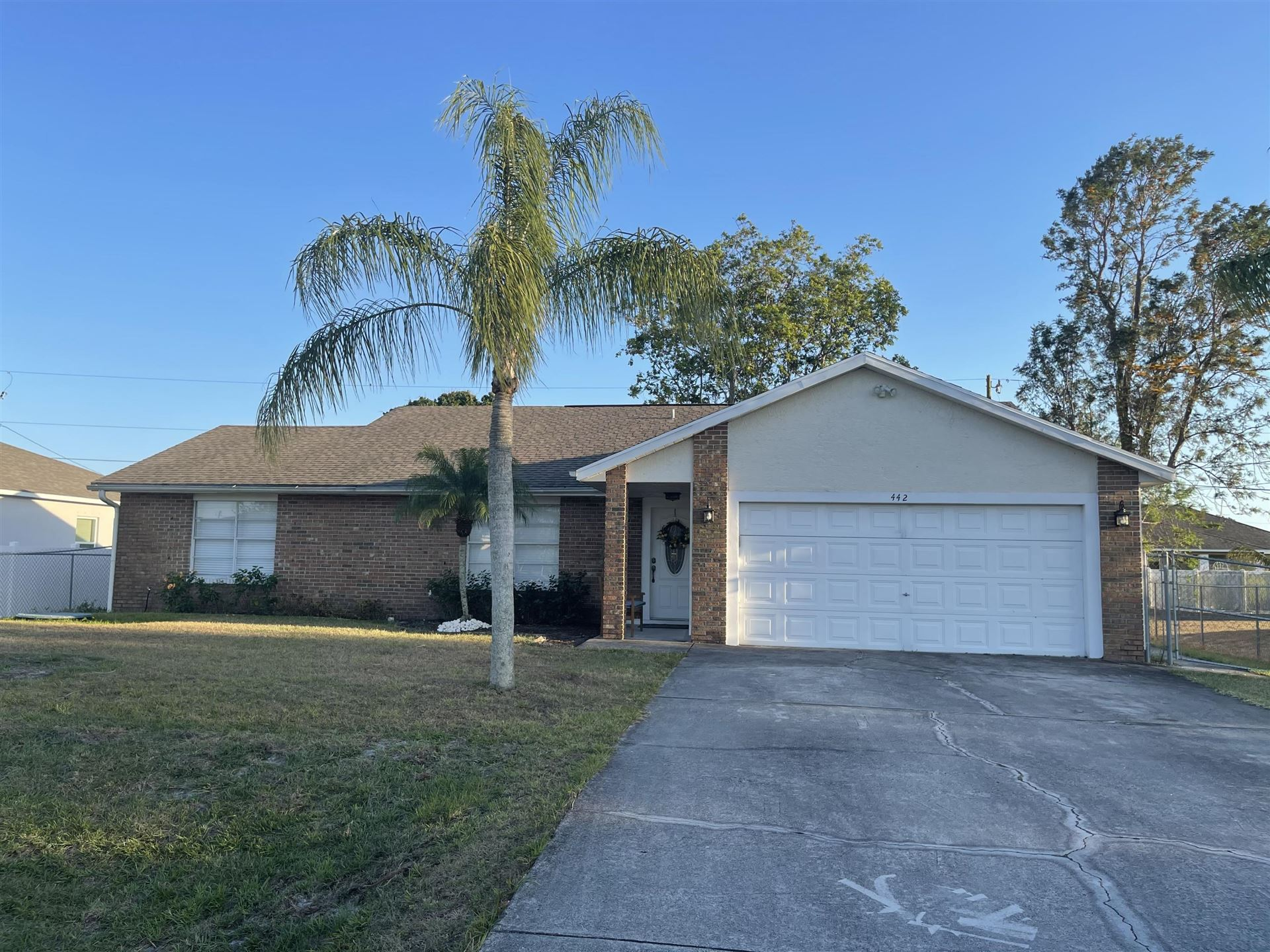 Photo of 442 SW Lakota Avenue, Port Saint Lucie, FL 34953 (MLS # RX-10707909)