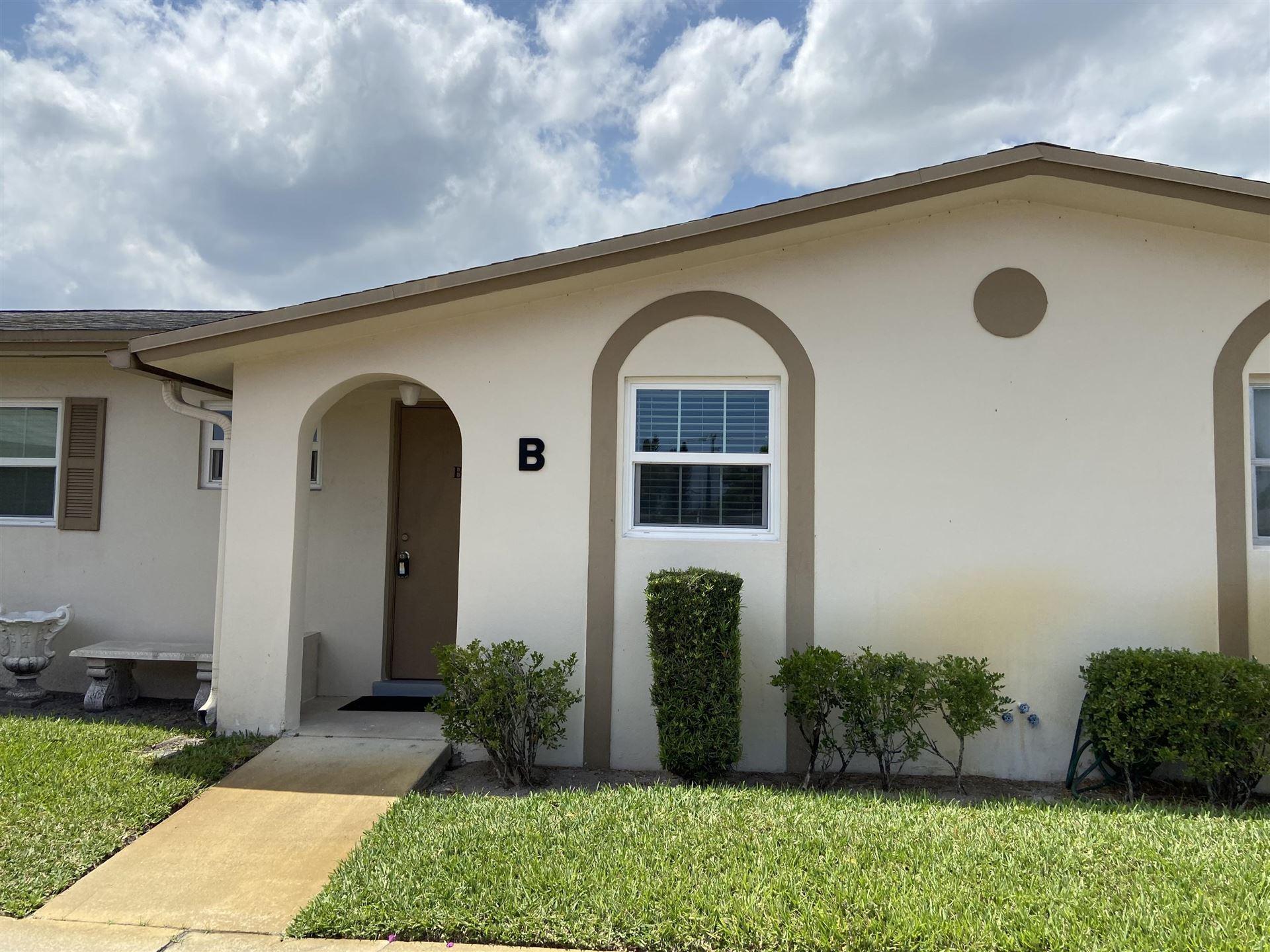 2680 Barkley Drive E #B, West Palm Beach, FL 33415 - MLS#: RX-10711909