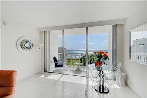 Photo of 2780 S Ocean Boulevard #812, Palm Beach, FL 33480 (MLS # RX-10683910)