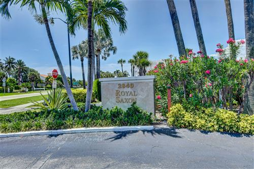 Photo of 2840 S Ocean Boulevard #203, Palm Beach, FL 33480 (MLS # RX-10734910)