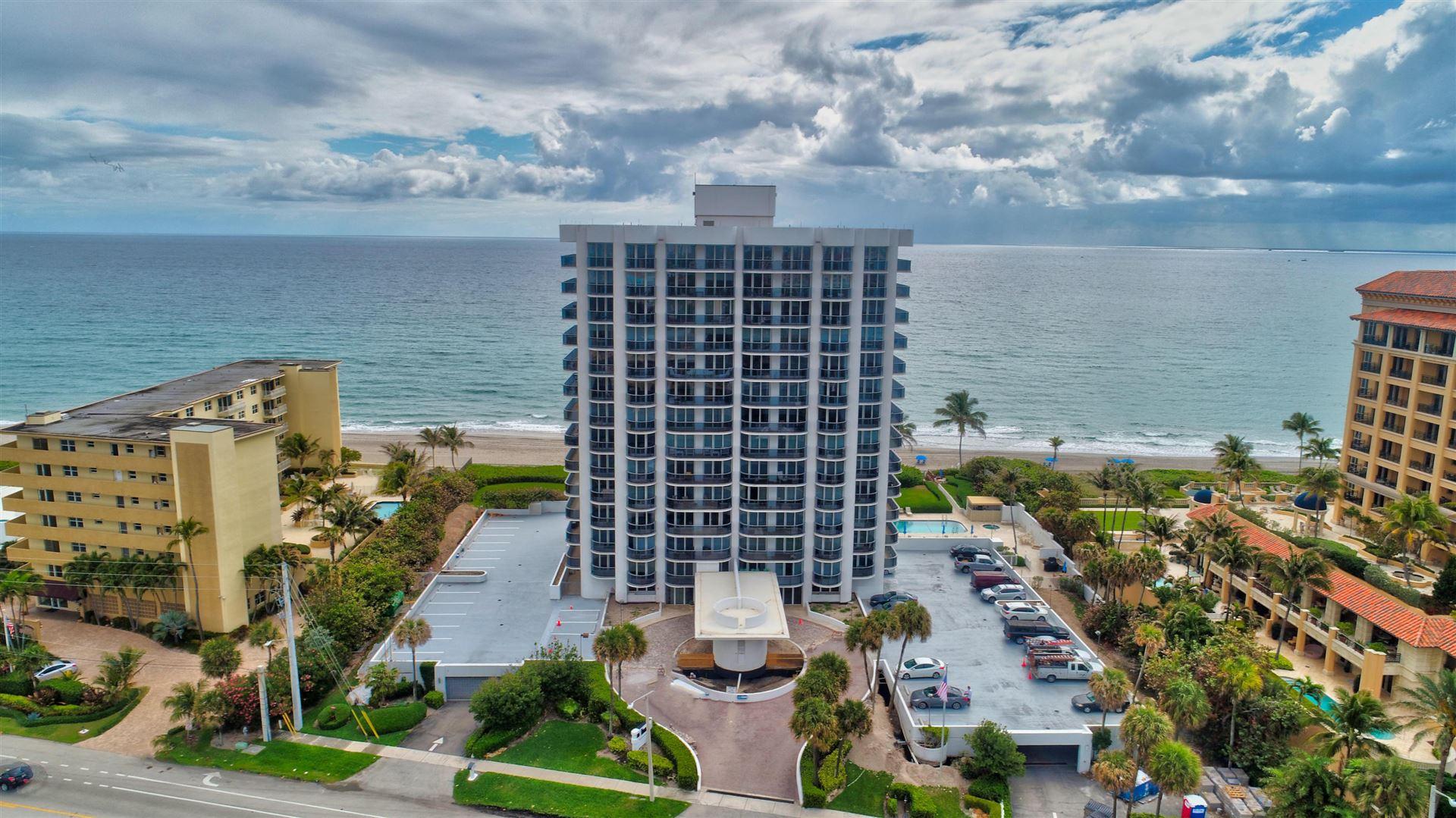 350 S Ocean Boulevard #5-A, Boca Raton, FL 33432 - #: RX-10611910