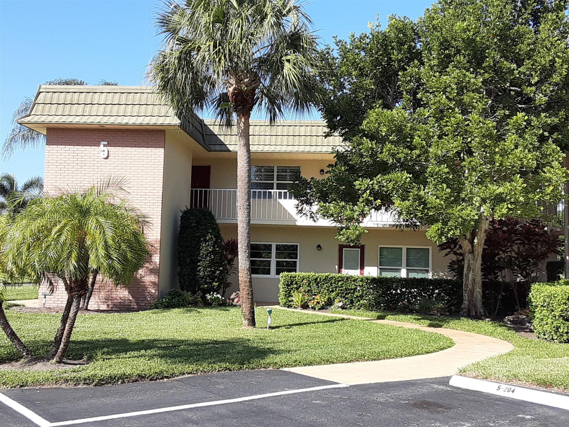 5 Vista Gardens Trail #103, Vero Beach, FL 32962 - #: RX-10628910