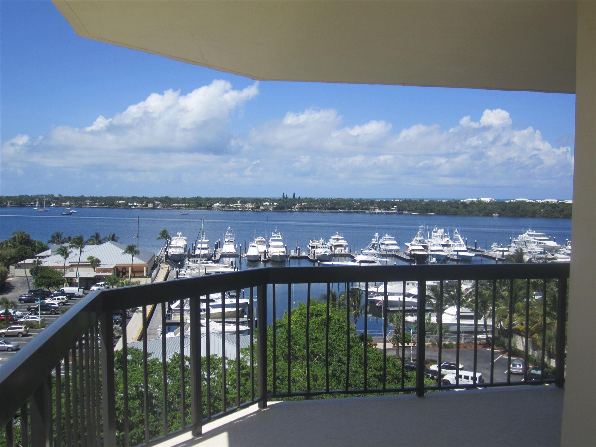 Photo of 123 Lakeshore Drive #845, North Palm Beach, FL 33408 (MLS # RX-10654910)