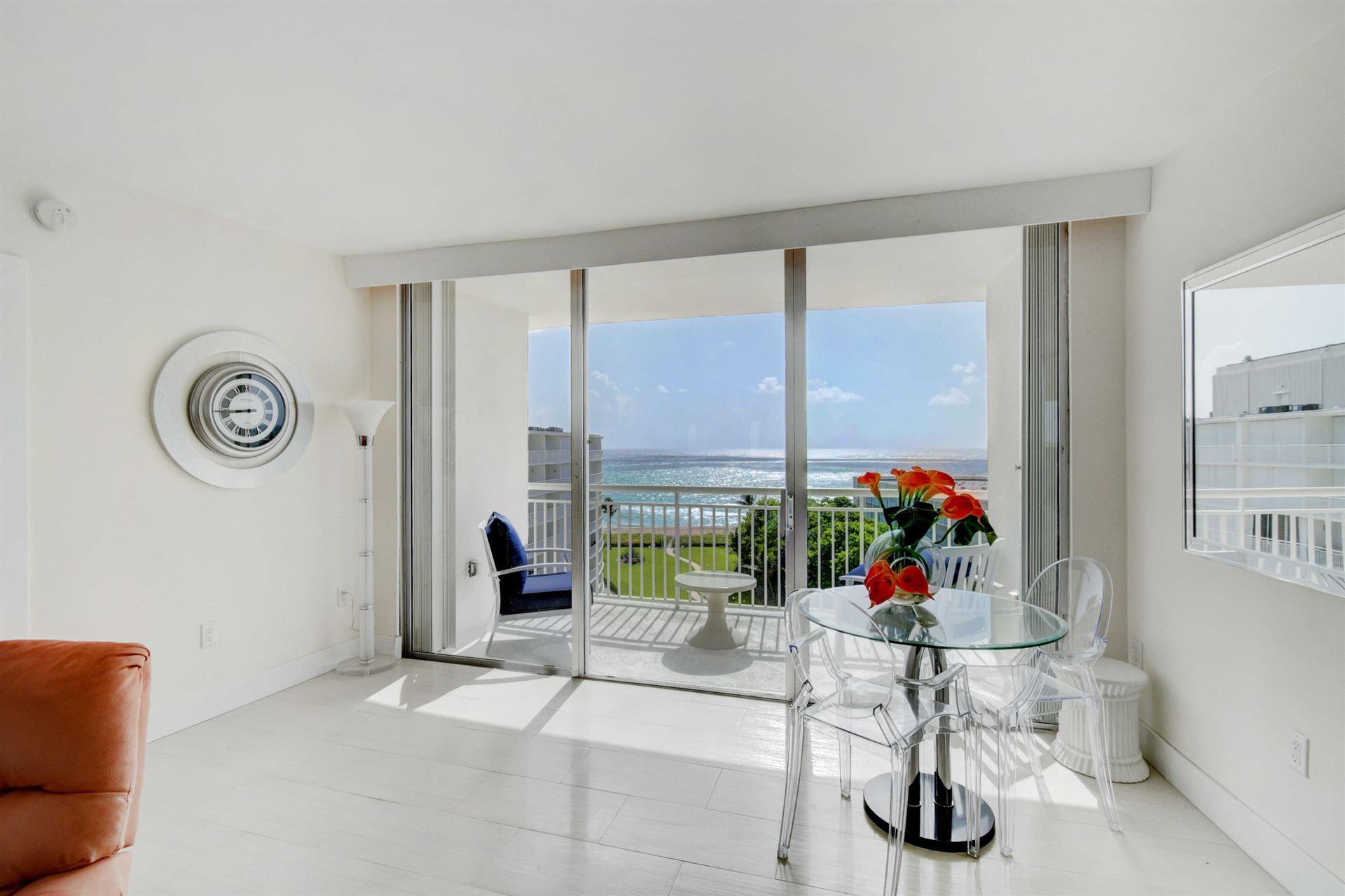 2780 S Ocean Boulevard #812, Palm Beach, FL 33480 - #: RX-10683910