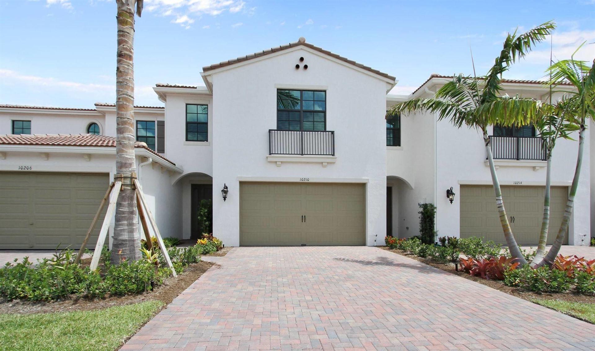 10222 Akenside Drive #17, Boca Raton, FL 33428 - #: RX-10692910