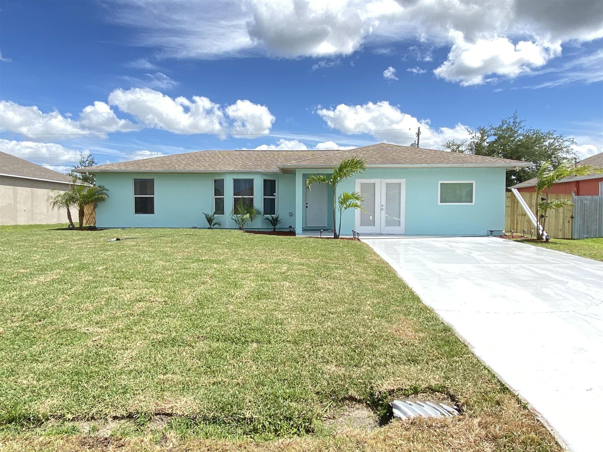 1150 SW Haleyberry Avenue, Port Saint Lucie, FL 34953 - MLS#: RX-10716910