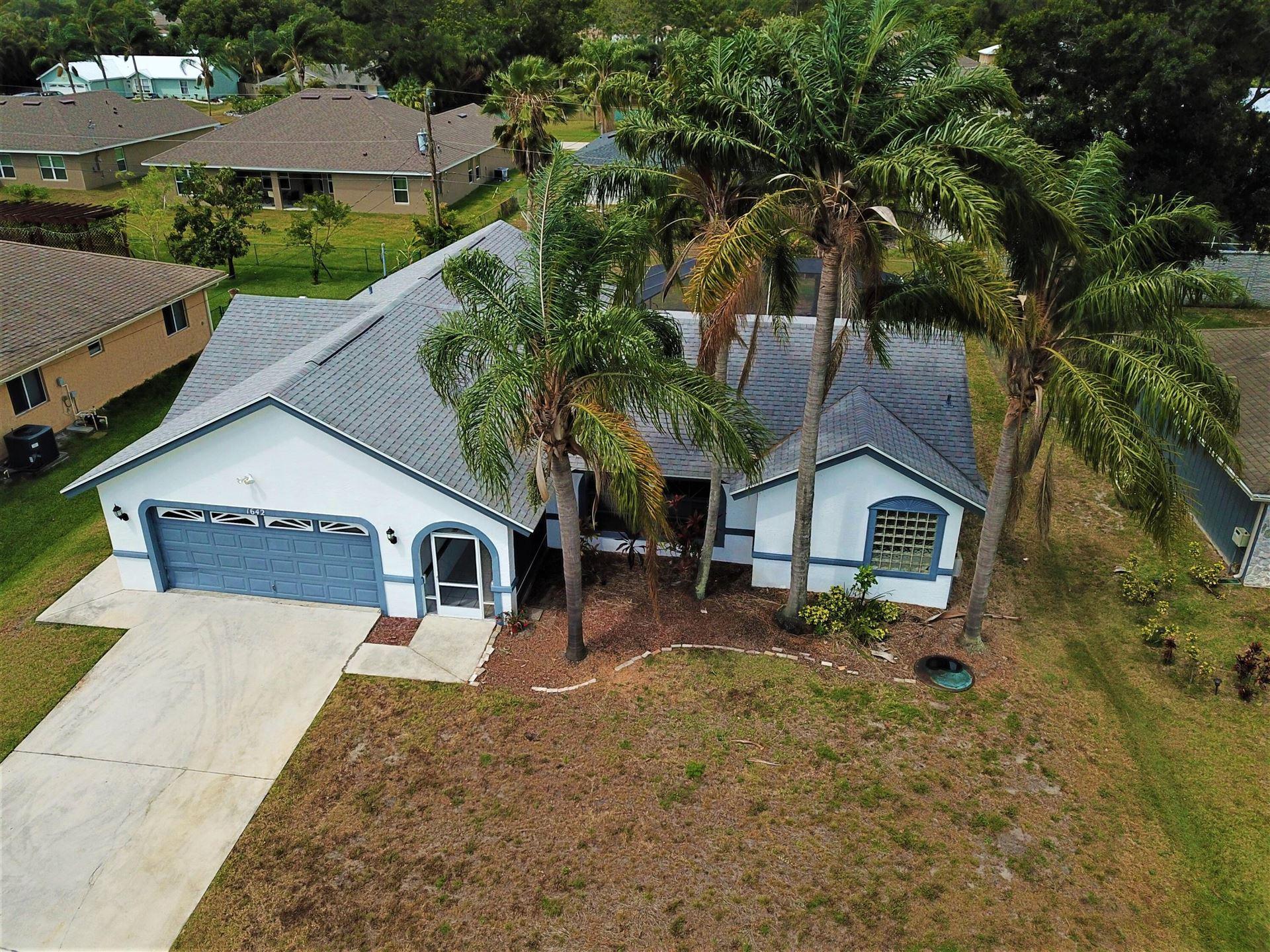 1642 SW Gemini Lane, Port Saint Lucie, FL 34984 - #: RX-10717910