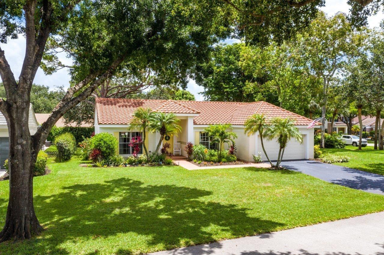 1637 Fern Forest Place, Delray Beach, FL 33445 - #: RX-10727910