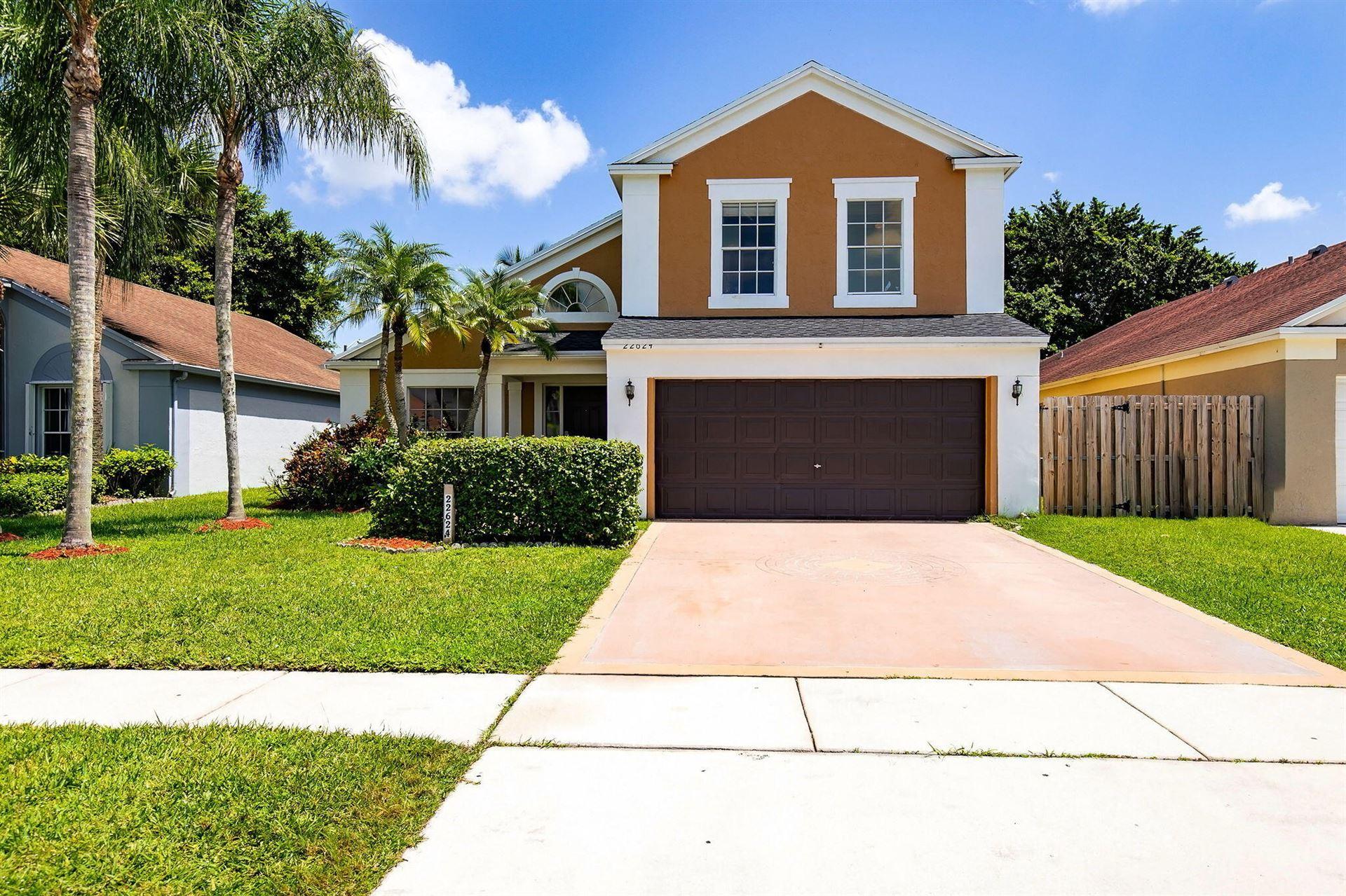 22624 Middletown Drive, Boca Raton, FL 33428 - #: RX-10744910
