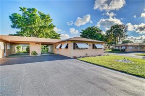 Photo of 718 Whippoorwill Lane, Delray Beach, FL 33445 (MLS # RX-10564911)