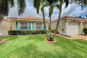 Photo of 6059 Floral Lakes Drive, Delray Beach, FL 33484 (MLS # RX-10569911)