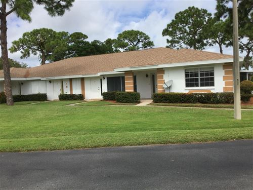 Photo of 1222 S Lakes End Drive #D, Fort Pierce, FL 34982 (MLS # RX-10574911)