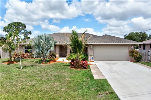 Photo of 5833 NW West Dooley Circle, Port Saint Lucie, FL 34953 (MLS # RX-10716911)