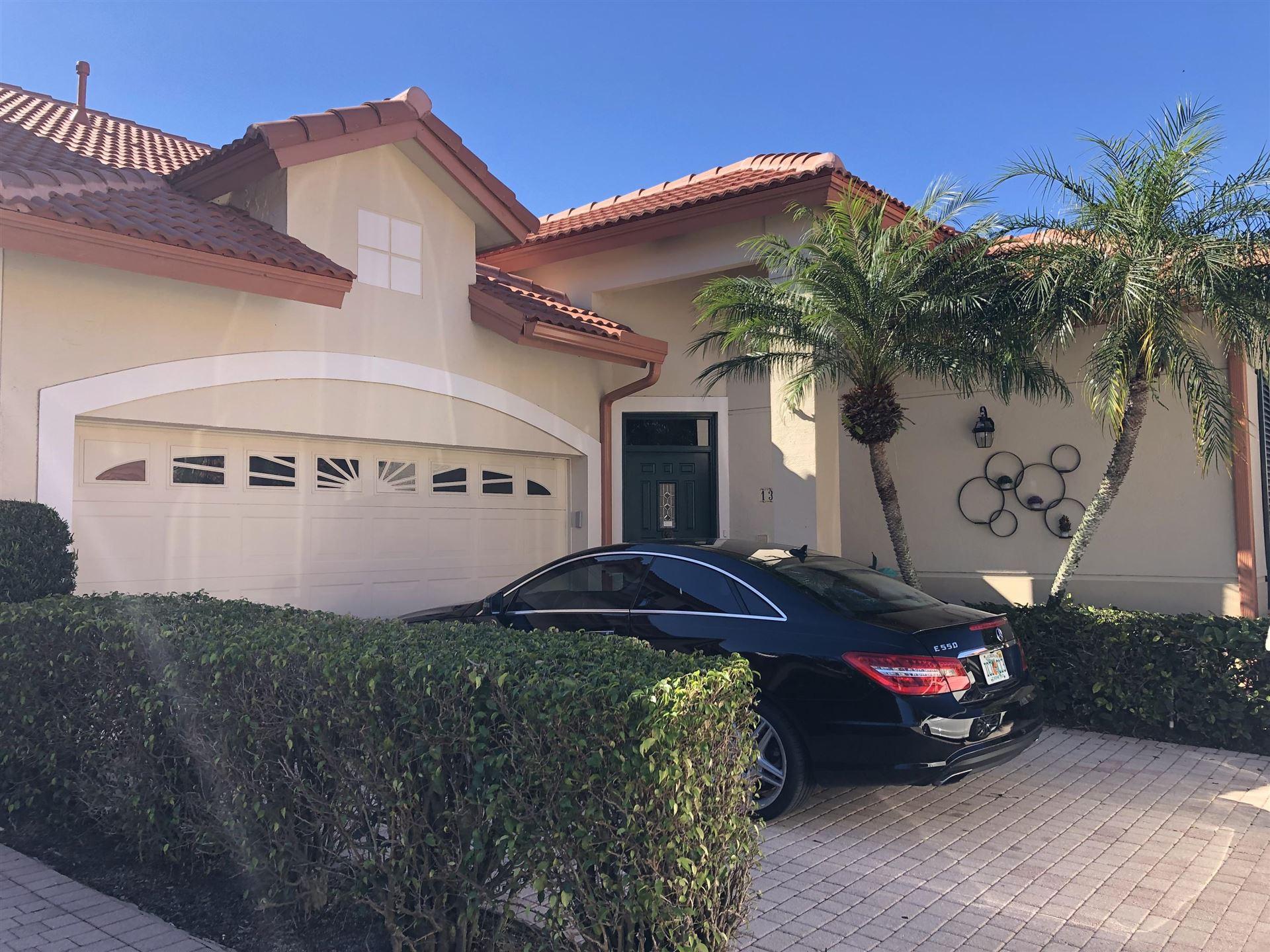132 Monterey Pointe Drive, Palm Beach Gardens, FL 33418 - #: RX-10603911