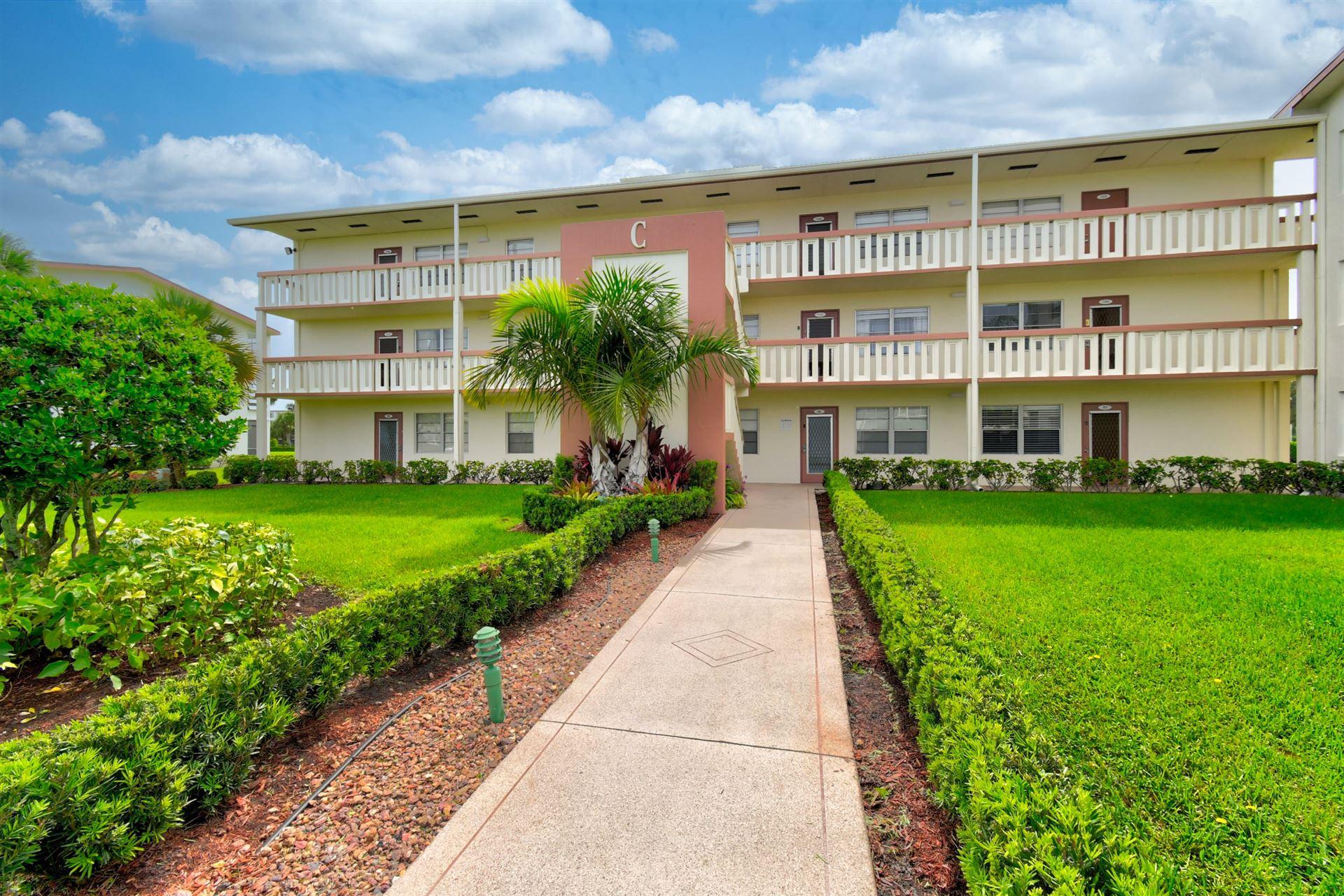 111 Preston C, Boca Raton, FL 33434 - #: RX-10640911