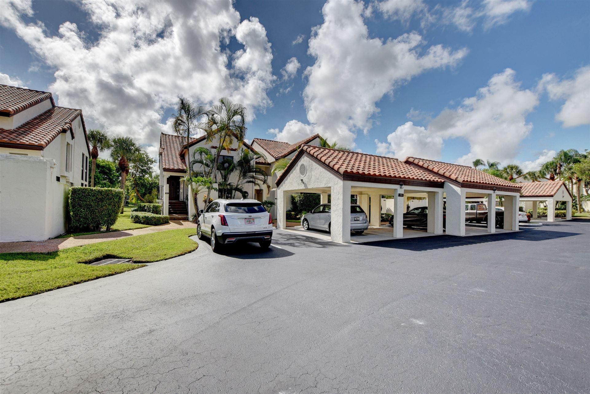 7918 Granada Place Place #101, Boca Raton, FL 33433 - #: RX-10649911