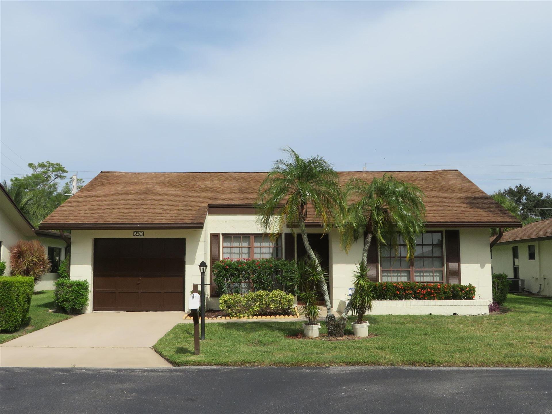 6490 Olivewood Circle, Greenacres, FL 33463 - #: RX-10652911