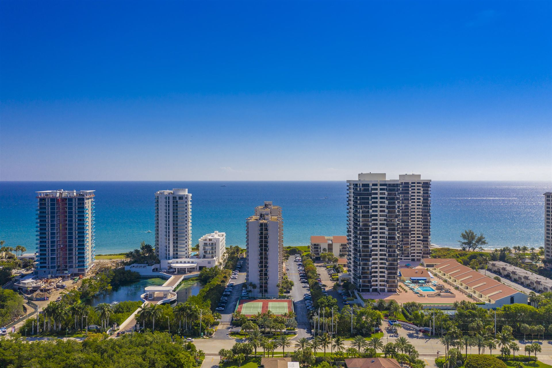 Photo of 4200 N Ocean Drive #2-606, Singer Island, FL 33404 (MLS # RX-10670911)