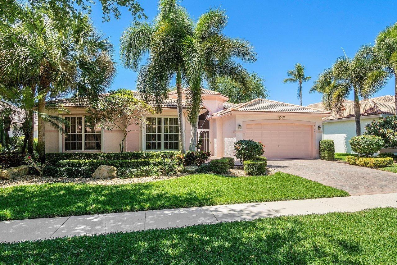 6913 Molakai Circle, Boynton Beach, FL 33437 - #: RX-10705911