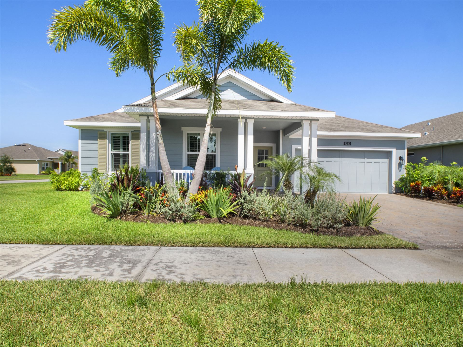 3390 Wild Banyan Way, Vero Beach, FL 32966 - #: RX-10736911