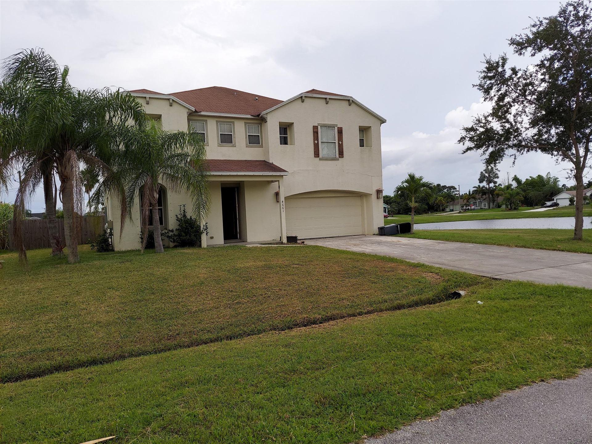4661 SW Eagle Street, Port Saint Lucie, FL 34953 - #: RX-10635912