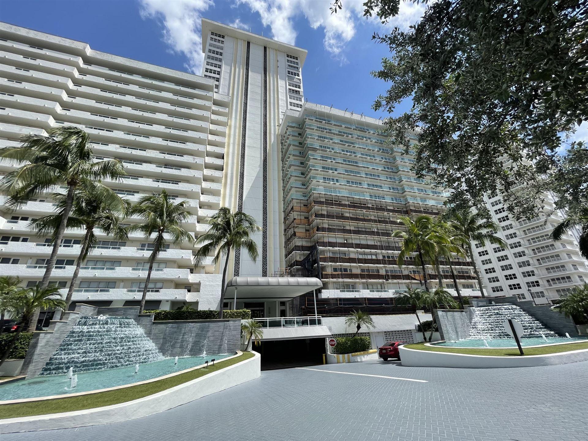 Photo of 3900 Galt Ocean Drive #604, Fort Lauderdale, FL 33308 (MLS # RX-10743912)