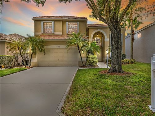 Photo of 6468 NW 78th Place, Parkland, FL 33067 (MLS # RX-10745913)