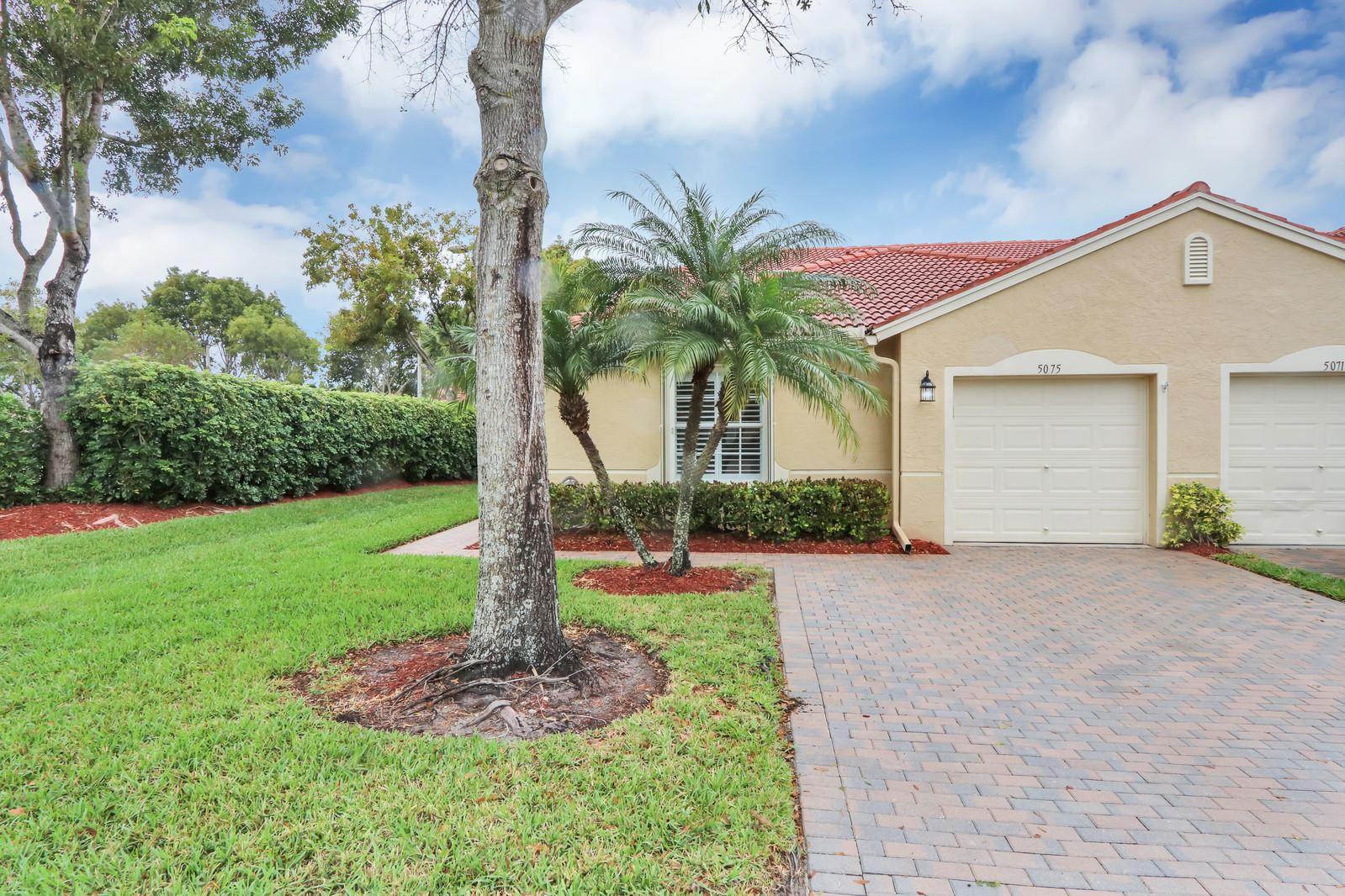 5075 Palazzo Place, Boynton Beach, FL 33437 - #: RX-10603913